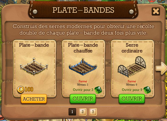 choix plate-bandes
