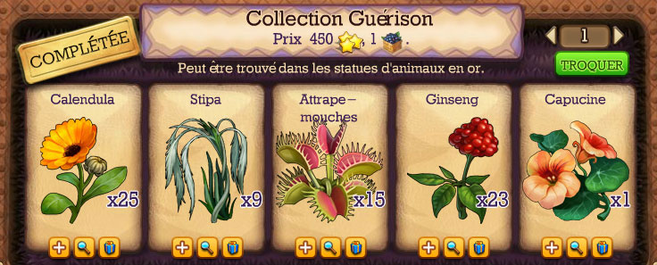 collection guerison